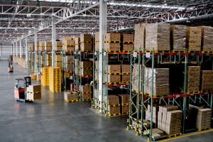 150,000 parts in our inventory