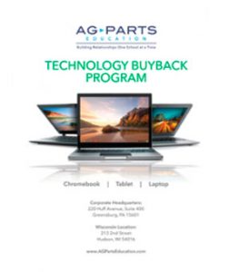 AGParts Education Tech Buyback Guide image