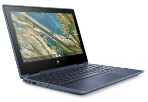 HP Launches Four New Chromebooks for Education: 11 x360 G3 EE, 11 G8 EE, 11A G8 EE & 14 G6