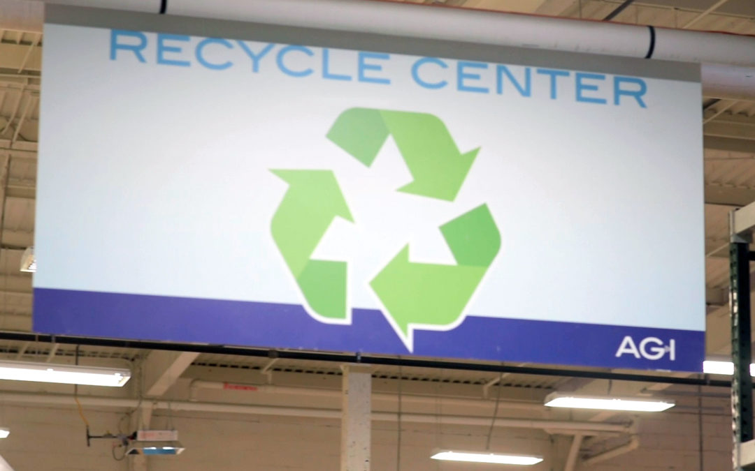 AGI Recycling Center