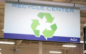 AGI Recycling Center